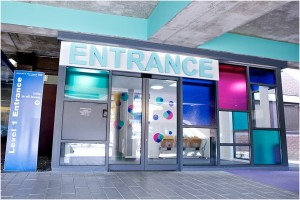 Outpatients Entrance Lobby | St Peters Hospital Chertsey